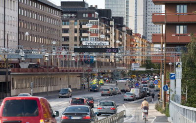 Stockholm hoppas på miljözoner