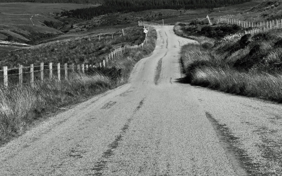 Staten satsar allt mindre på vägarna