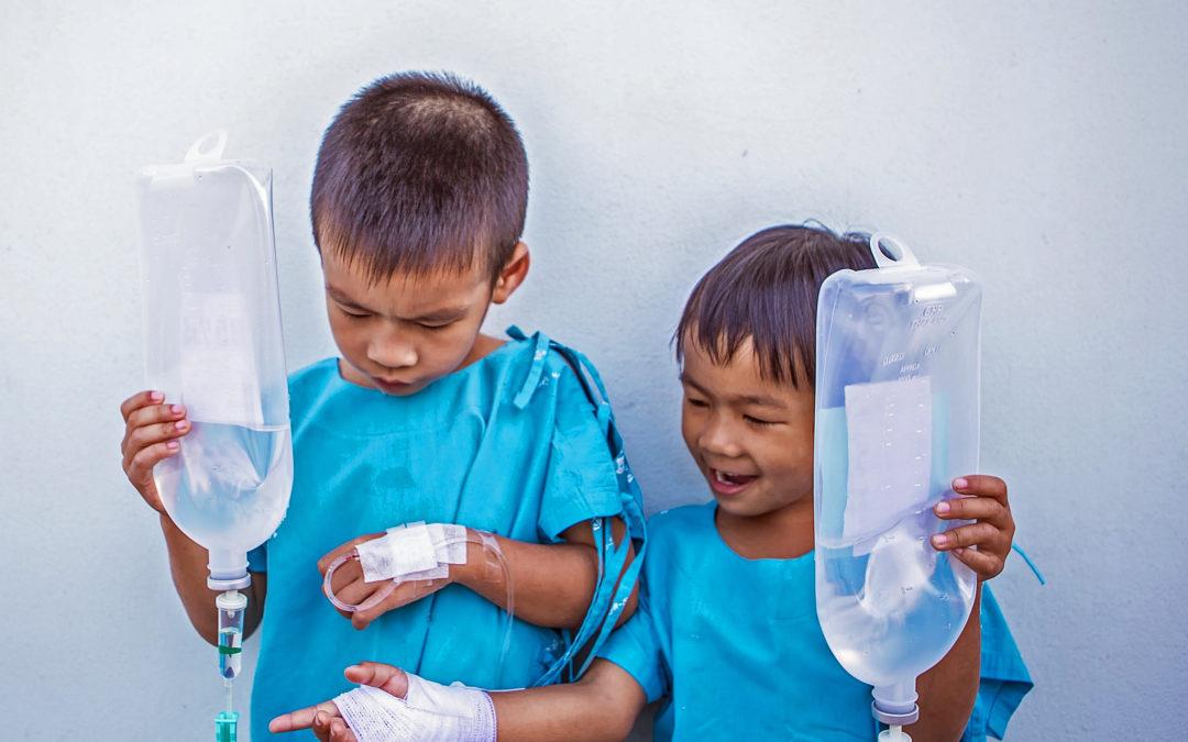 Hjärtsjuka barn får gammal medicin