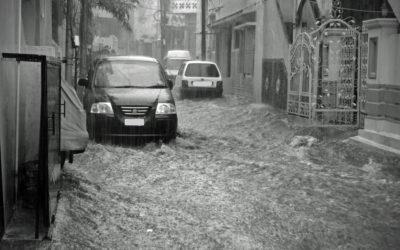 Klimatförändringar hotar infrastrukturen