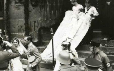 Skandalhistoria: Polisen ingrep mot prinsessans blottade kön