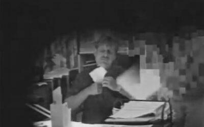 Skandalhistoria: HSB-spionen på TV4