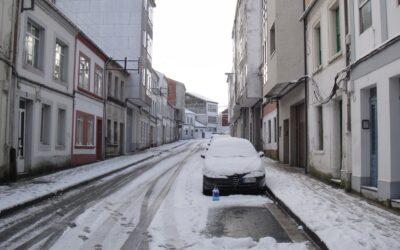 Svårt att ta hand om snö miljövänligt i tätare städer